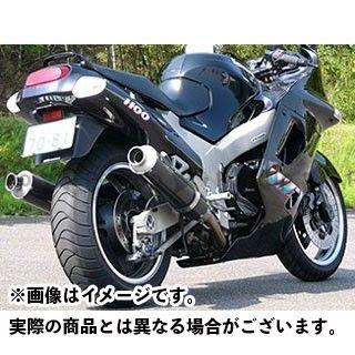 NOJIMA ZZR1100 マフラー本体 FASARM Sチタン TWIN V TYPE-SC サイレンサー:カーボン ノジマ