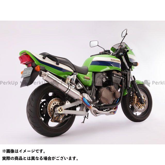 BMS RACING FACTORY ZRX1200R マフラー本体 R-EVO フルエキ JMCA サイレンサー:チタンソリッド BMS