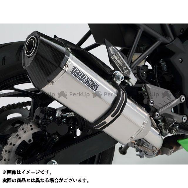 【エントリーで最大P23倍】BMS RACING FACTORY ニンジャ250SL マフラー本体 CORSA-EVO II スリップオン 政府認証 BMS