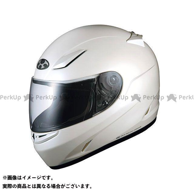 送料無料 OGK KABUTO オージーケーカブト フルフェイスヘルメット FF-R III パールホワイト L/59-60cm