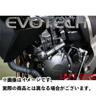 【エントリーで更にP5倍】EVOTECH CB1000R CBF1000 スライダー類 ディフェンダー CB 1000 R(2008-2010)/CBF1000(2011~) エボテック