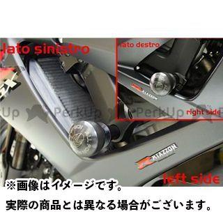 【エントリーで更にP5倍】EVOTECH GSX-R1000 スライダー類 ディフェンダー GSX-R 1000(07-08) エボテック