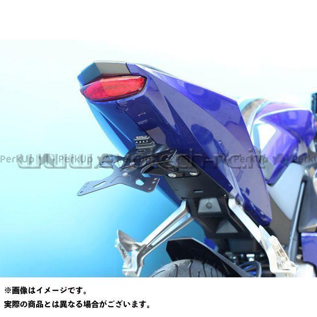 【エントリーでポイント10倍】送料無料 エボテック YZF-R125 その他外装関連パーツ ナンバープレートホルダー YAMAHA YZF-R125(14-) フェンダーレスキット ホルダー単品