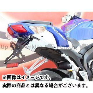 EVOTECH GSX-R600 GSX-R750 その他外装関連パーツ ナンバープレートホルダー SUZUKI GSX-R600/GSX-R750(08-10) フェンダーレスキット 仕様:ホルダー単品 エボテック