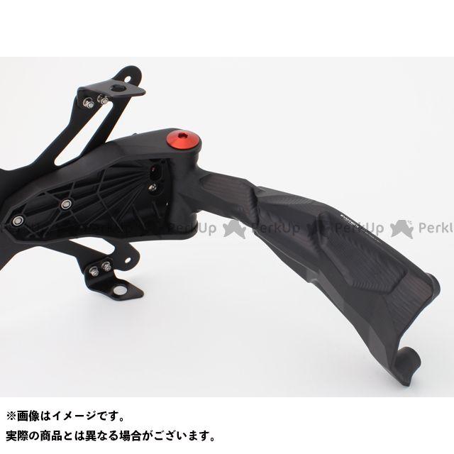 EVOTECH 1199パニガーレ その他外装関連パーツ ナンバープレートホルダー プレミアムバージョン Ducati 1199 Panigale 899 Panigale フェンダーレスキット 仕様:ホルダー単品 エボテック