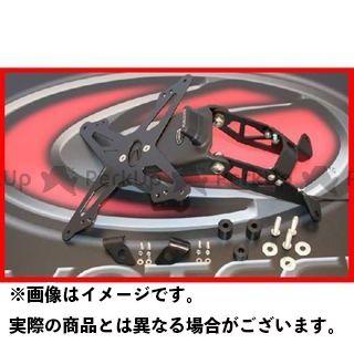 EVOTECH 690デューク 690スーパーモト 690スーパーモトR その他外装関連パーツ ナンバープレートホルダー KTM 690 DUKE(08-11) /690 Supermoto/R(07-) フェンダーレスキット 仕様:ホルダー単品 エボ…