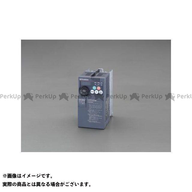 エスコ ESCO 電動工具 工具 ESCO 電動工具 200V/1.5 kw インバーター(3相モーター用) エスコ