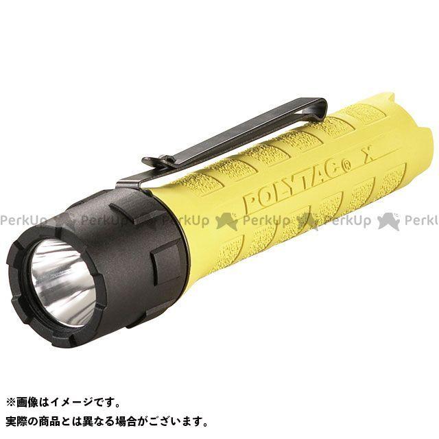 ストリームライト STREAMLIGHT 卸直営 光学用品 工具 無料雑誌付き イエロー 割引 88601 CR123A ポリタックX