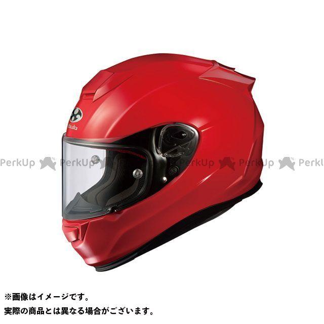送料無料 OGK KABUTO オージーケーカブト フルフェイスヘルメット RT-33(アールティ・サンサン) レッド L