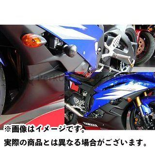 送料無料 EVOTECH YZF-R6 スライダー類 ディフェンダー YZF-R6(06-07)
