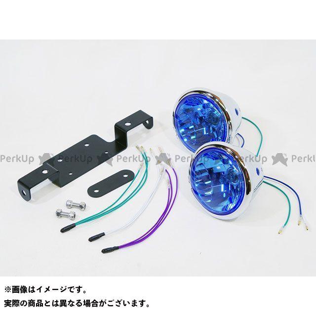 SPUNKYS ジャイロX ヘッドライト・バルブ ジャイロX用 2灯デュアルベーツライトキット スパンキーズ