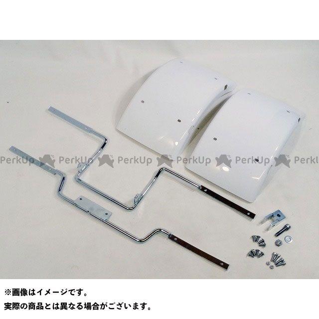 SPUNKYS ジャイロキャノピー ジャイロX フェンダー ジャイロキャノピー ジャイロX バギータイヤ用オーバーフェンダー カラー:白 スパンキーズ