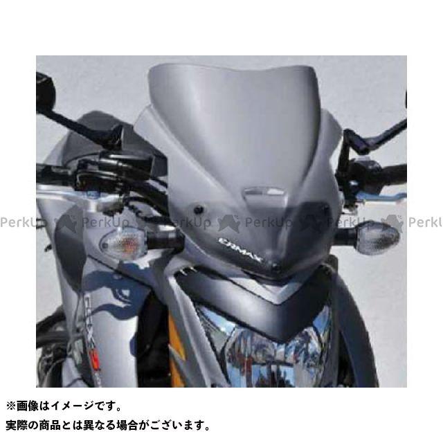 ポッシュフェイス POSH Faith スクリーン関連パーツ 外装 セール価格 公式サイト カラー:ブラック GSX-S1000 エントリーで最大P19倍 メーターバイザー 37cm