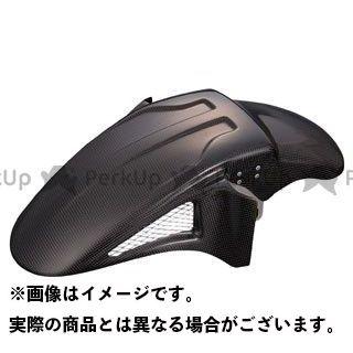 POSH Faith XJR1300 フェンダー 3D-TECH フロントフェンダー(カーボン) ポッシュフェイス