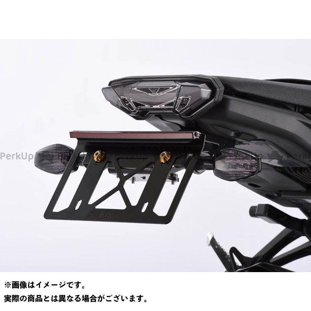 【エントリーで最大P21倍】POSH Faith MT-09 フェンダー フェンダ-レスキット カラー:ブラック ポッシュフェイス