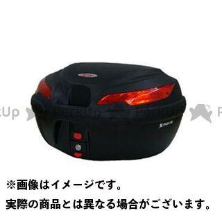 KIJIMA ツーリング用ボックス Reembark リアボックス 50L(ブラック) キジマ