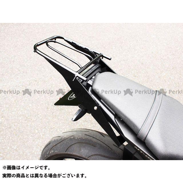 【エントリーで最大P21倍】KIJIMA MT-09 キャリア・サポート リアキャリア(ブラック) キジマ