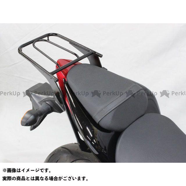【エントリーで最大P21倍】KIJIMA GSX-S1000 GSX-S1000F キャリア・サポート リアキャリア(ブラック) キジマ