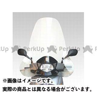 【エントリーで更にP5倍】ISOTTA SH125i スクリーン関連パーツ HONDA スクーター SH125i/150i 2005年 ウインドシールド ワイド イソッタ