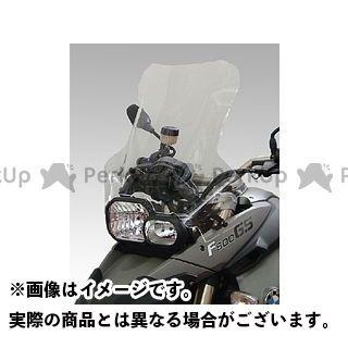 【エントリーで更にP5倍】ISOTTA F650GS F800GS スクリーン関連パーツ BMW F650/F800 GS 2008年 ウインドシールド ハイプロテクション(ハンドガード取り付け可能) カラー:ライトグレー イソッタ