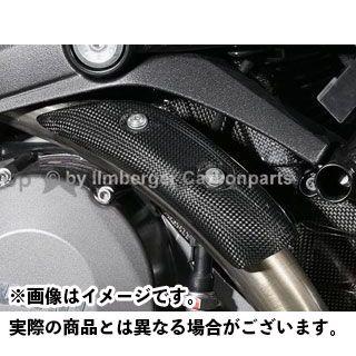 ILMBERGER モンスター1100 モンスター696 マフラーカバー・ヒートガード Ducati 696/1100 Monster用 ヒートガード(マニフォールド)