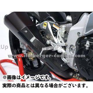 ILMBERGER RSV4ファクトリー マフラーカバー・ヒートガード Aprilia RSV4用 サイレンサープロテクター イルムバーガー
