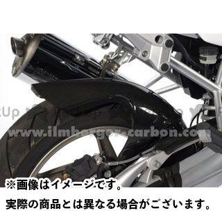 ILMBERGER R1200GS R1200GSアドベンチャー フェンダー BMW R1200GS/R1200GSA(-10)用 リアフェンダー 純正ケースホルダー・ESA装着車 イルムバーガー