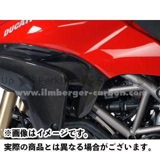 ILMBERGER ムルティストラーダ1200 その他外装関連パーツ Ducati Multistrada 1200用 エアディフレクター タンク左側