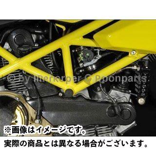 ILMBERGER モンスター1100 ハイパーモタード その他 ムルティストラーダ その他 ドレスアップ・カバー Ducati 1100Monster/Hypermotard/Multistrada用 カムベルトカバー DSエンジン 仕様:横 イルム…