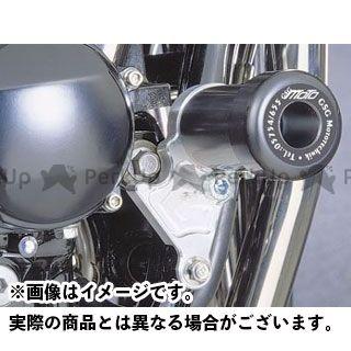 【エントリーで更にP5倍】GSG Mototechnik FZS600フェザー スライダー類 crashpad set GSGモト