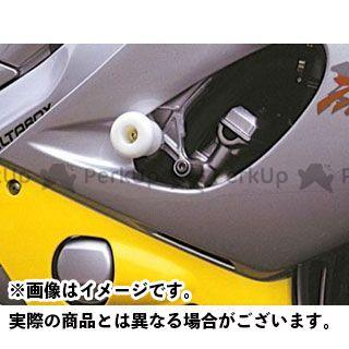 【エントリーで更にP5倍】GSG Mototechnik YZF600Rサンダーキャット スライダー類 crashpad set GSGモト