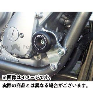 【エントリーで更にP5倍】GSG Mototechnik FZS1000フェザー スライダー類 crashpad set GSGモト