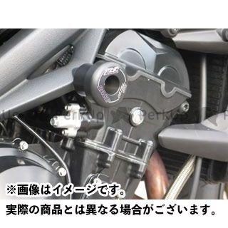 GSG Mototechnik ストリートトリプル スライダー類 crashpad set  GSGモト