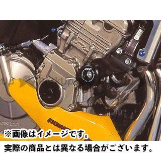 【エントリーで更にP5倍】GSG Mototechnik ホーネット600 スライダー類 crashpad set GSGモト