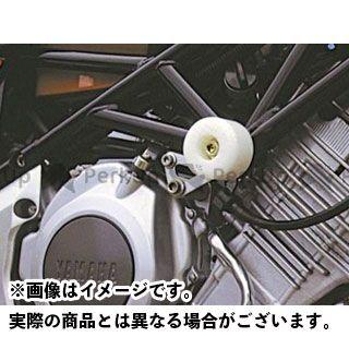 【エントリーで更にP5倍】GSG Mototechnik TRX850 スライダー類 crashpad set GSGモト
