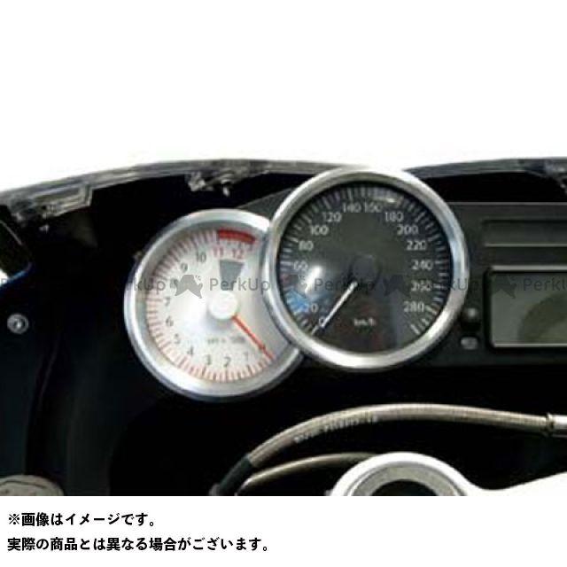 【エントリーでポイント10倍】送料無料 ホーニグ K1200S スピードメーター スピードメーター リング グロス・ポリッシュト仕上げ