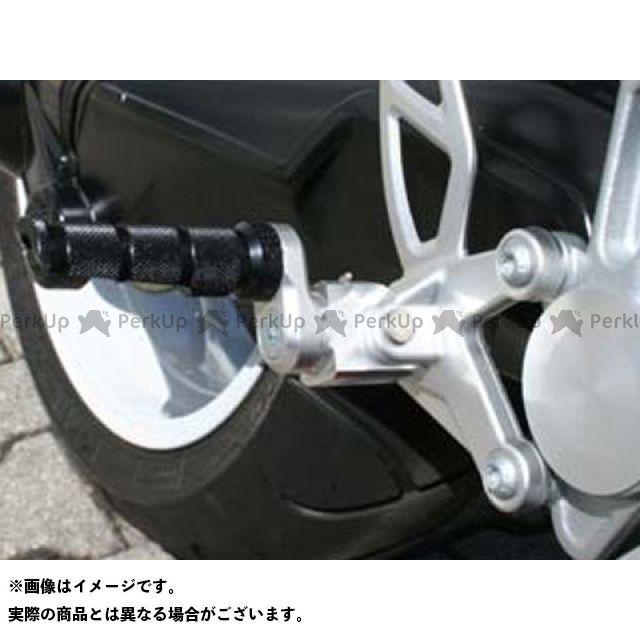 【無料雑誌付き】HORNIG R1200GS R1200GSアドベンチャー ステップ アジャスタブル フットペッグ(パッセンジャー) ホーニグ