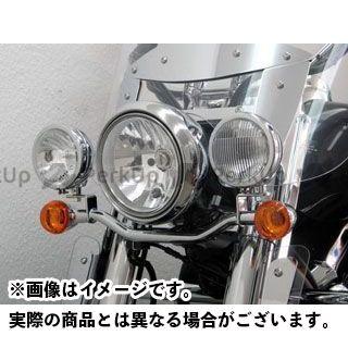 FEHLING VN1700クラシックツアラー 電装ステー・カバー類 ライトバー 後付ヘッドライト用