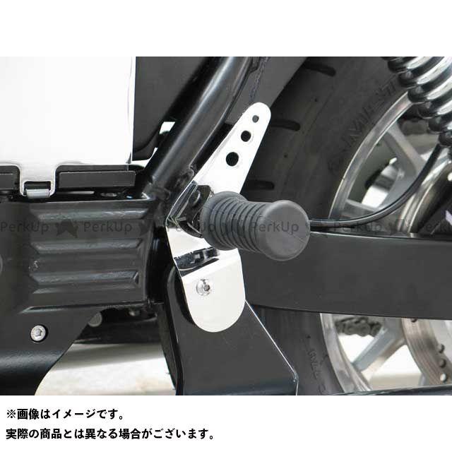 【無料雑誌付き】FEHLING ボンネビルアメリカ ステップ TRIUMPH America/Speedmaster フットペグ DECO カバー フェーリング