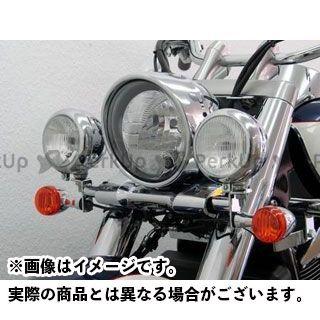 【エントリーで最大P21倍】FEHLING その他のモデル 電装ステー・カバー類 ライトバー 後付ヘッドライト用 フェーリング