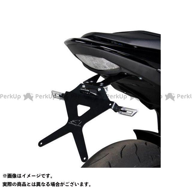 BARRACUDA GSR750 その他外装関連パーツ ナンバープレートホルダー キット/GSR 750 (11) バラクーダ