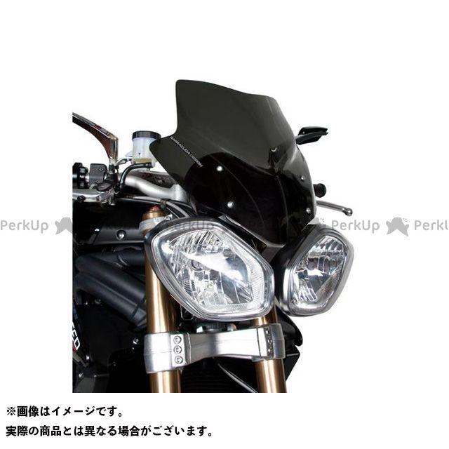 【エントリーで更にP5倍】BARRACUDA スピードトリプル スクリーン関連パーツ ウインドシールド AEROSPORT/SPEED TRIPLE (11) バラクーダ