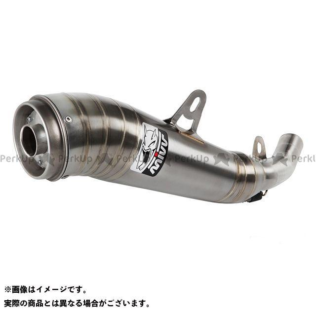 MIVV ニンジャZX-10R マフラー本体 スリップオンマフラー GHIBLI ステンレス KAWASAKI ZX-10 R (11-) ミヴ