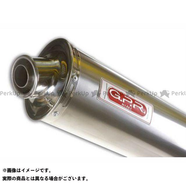 【エントリーで最大P23倍】G.P.R. 998 マフラー本体 スリップオンマフラー DUCATI 998 Coppia Exhaust 仕様:Titan Oval GPR