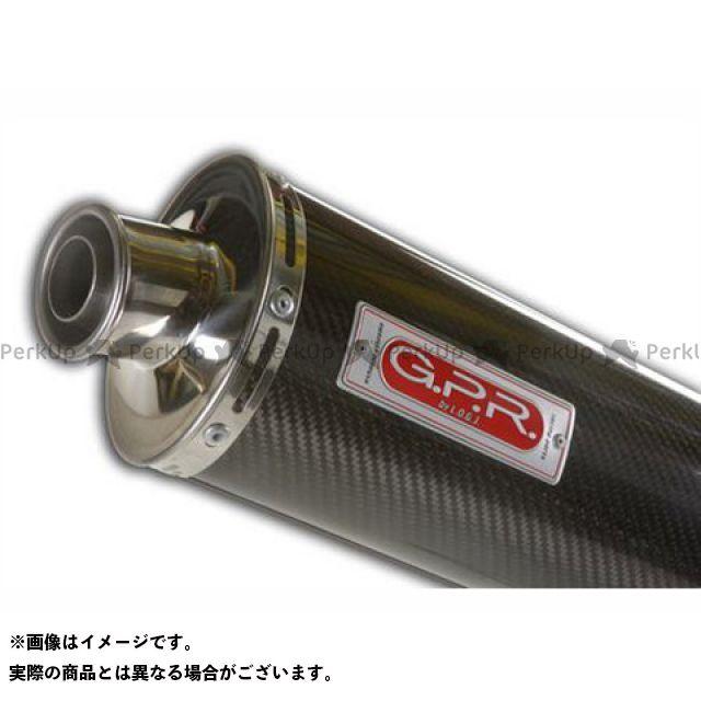 【エントリーで更にP5倍】G.P.R. Monster S2R マフラー本体 スリップオンマフラー DUCATI MONSTER S2R (03) Exhaust 仕様:Carbon Round GPR