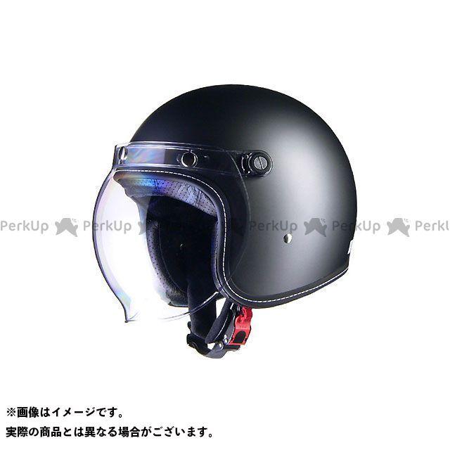 LEAD工業 ジェットヘルメット MURREY MR-70 ジェットヘルメット スモーキーシルバー M/57-58cm リード工業