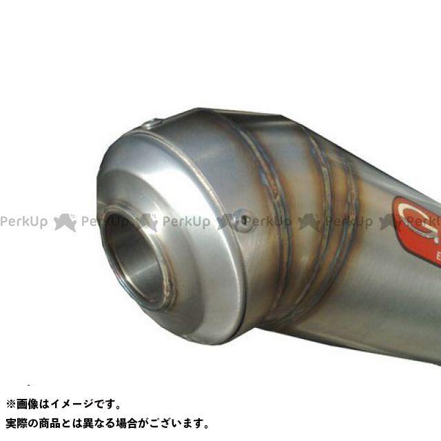 【エントリーでポイント10倍】送料無料 GPR その他のモデル マフラー本体 スリップオンマフラー HUSQVARNA SMS 125 2010 Exhaust - Powercone Stainless