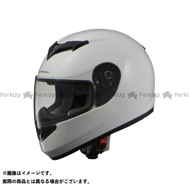 送料無料 リード工業 LEAD工業 フルフェイスヘルメット STRAX SF-12 フルフェイスヘルメット ホワイト M/57-58cm未満