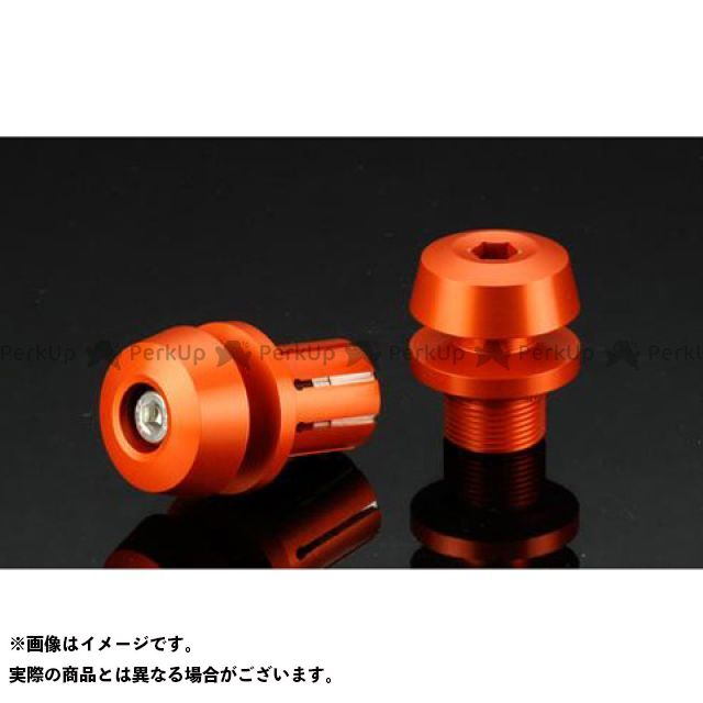 【エントリーで更にP5倍】VORGUE 400 LC4 620 LC4 640 LC4エンデューロ スライダー類 フロント アクスルスライダー KTM LC4(オレンジ) ヴォーグ