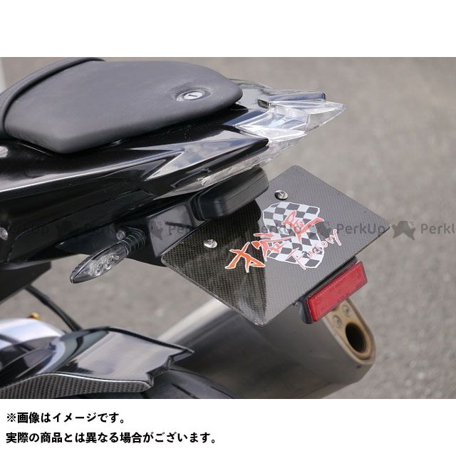 才谷屋ファクトリー S1000RR フェンダー フェンダーレスキット 黒ゲル